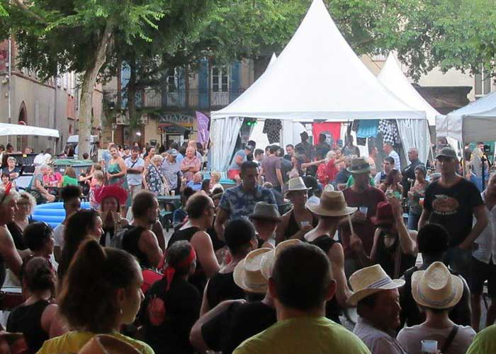 Logo Festival Pamiers Loco