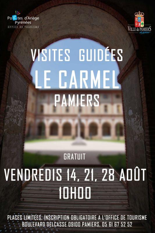 Visites Guidées du Carmel