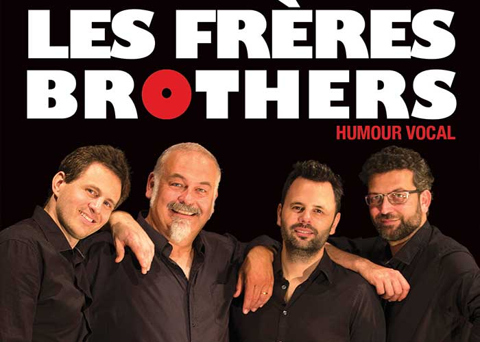 Les Frères Brothers   Humour Vocal