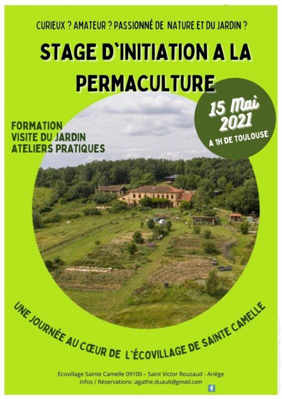 Stage d'Initiation à la permaculture