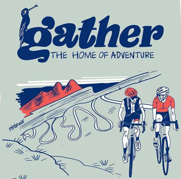 Logo Gather Festival