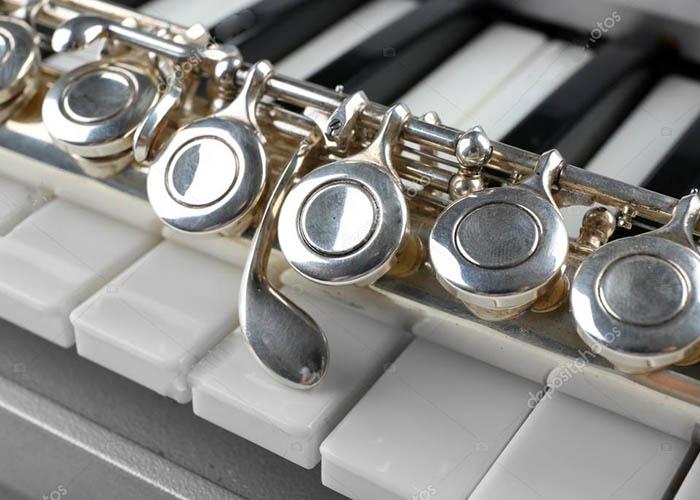 Logo Concert piano, flûte et chant