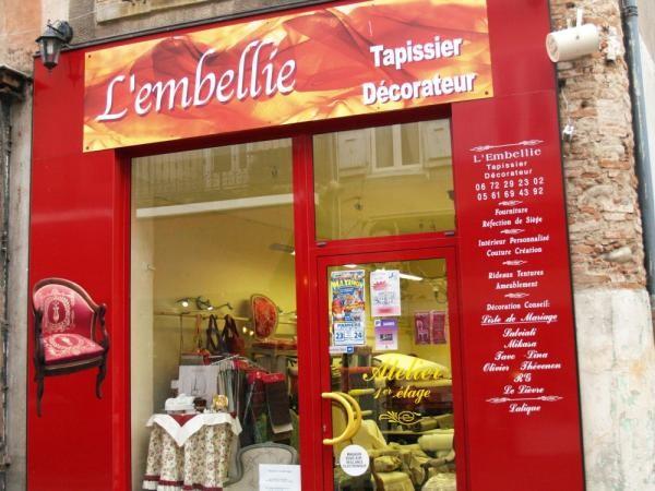 Logo L'Embellie