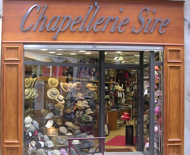 Logo CHAPELLERIE SIRE