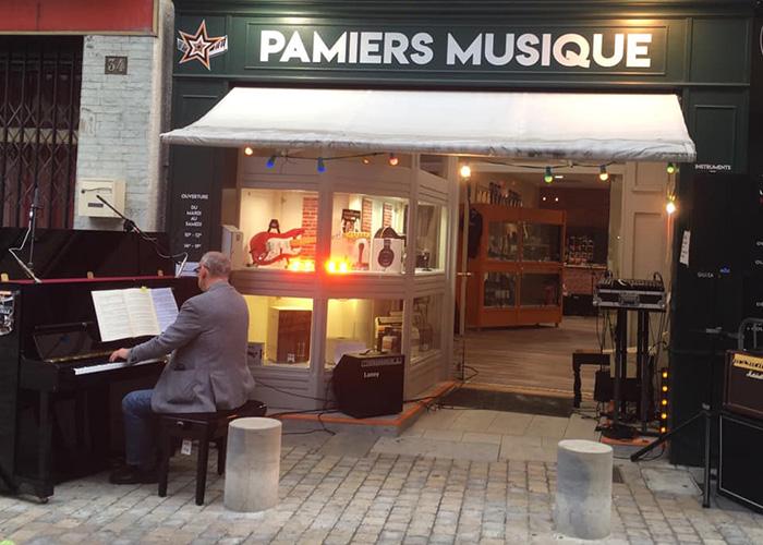 Logo Pamiers Musique