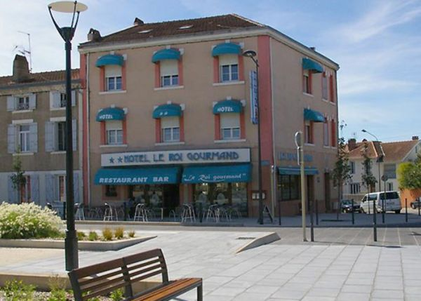 Logo HOTEL-RESTAURANT LE ROI GOURMAND