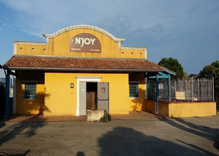 Logo N'JOY