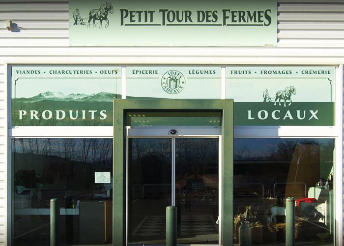 Logo LE PETIT TOUR DES FERMES